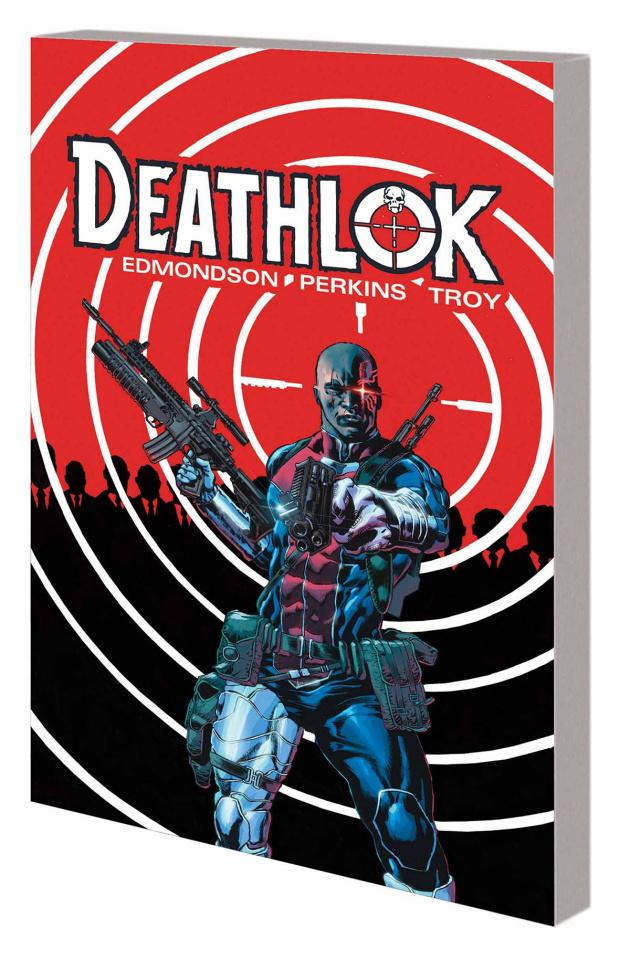 Deathlok Vol. 1: Control-Alt-Delete