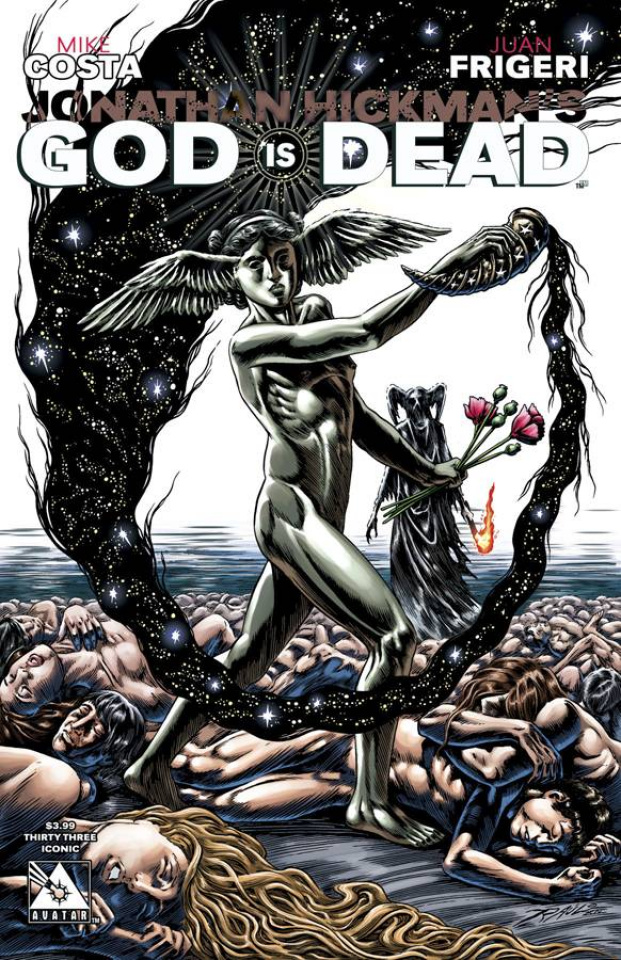 God Is Dead #33 (Iconic Cover)