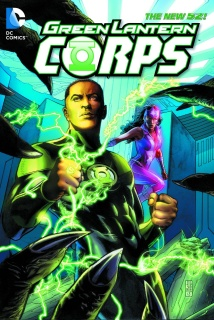 Green Lantern Corps Vol. 4: Rebuild