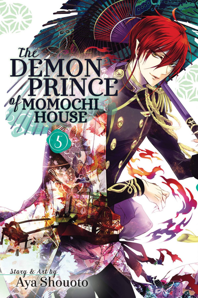 The Demon Prince of Momochi House Vol. 5