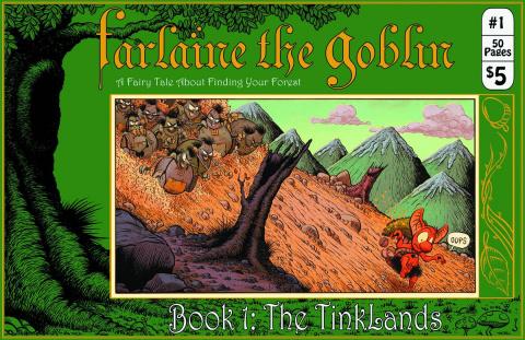 Farlaine the Goblin #1: The TinkLands