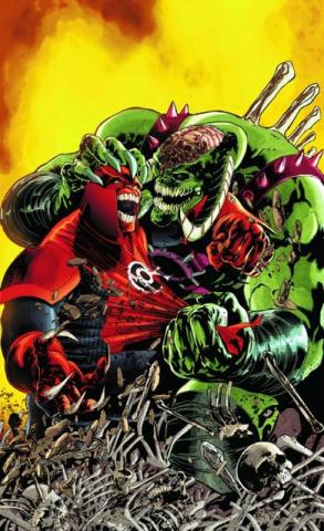 Red Lanterns #12