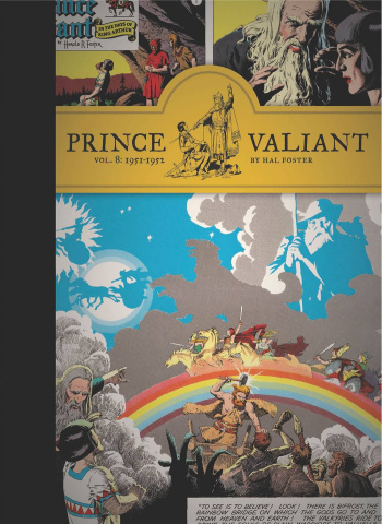 Prince Valiant Vol. 8: 1951-1952