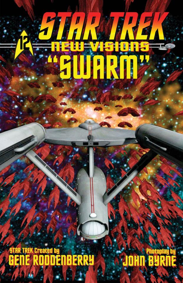 "Star Trek: New Visions - ""Swarm"""