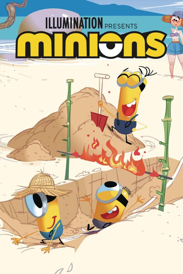 Minions: Sports! #2