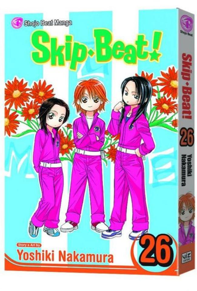 Skip Beat! Vol. 26