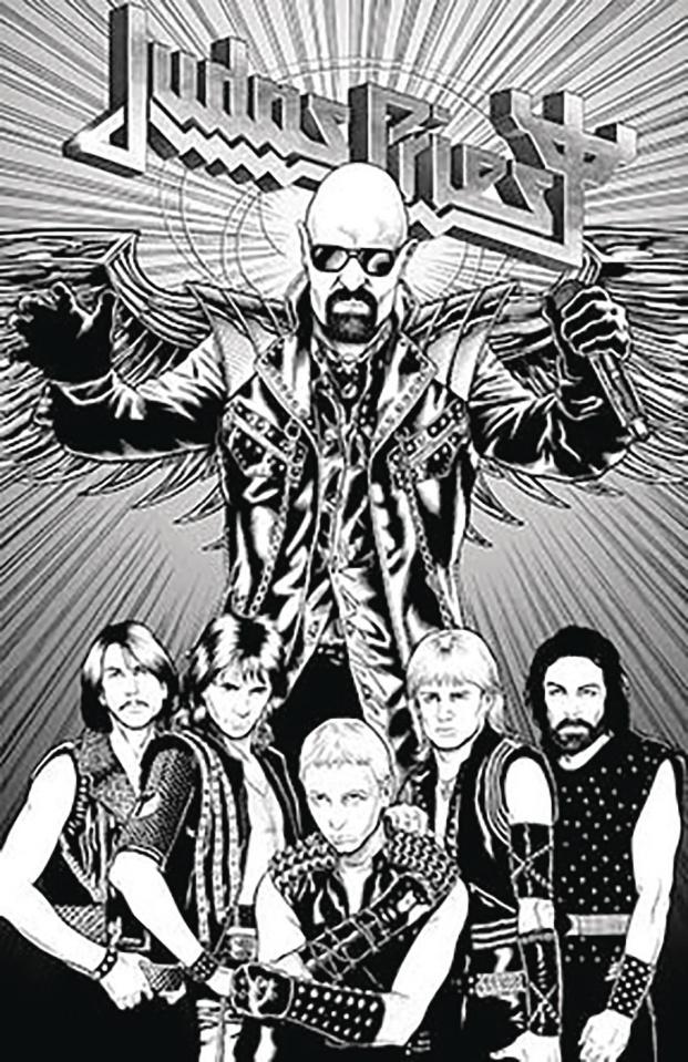 Rock & Roll Biographies: Judas Priest