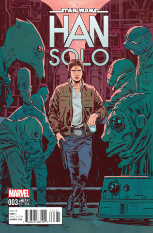 Star Wars: Han Solo #3 (Walsh Cover)