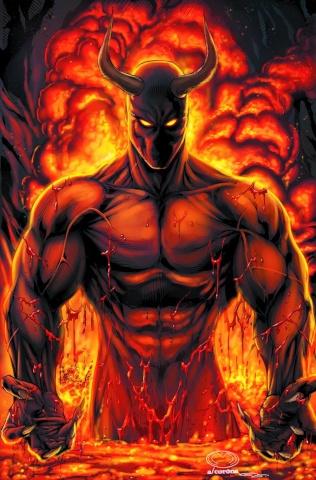 Grimm Universe #4 (Mychaels Cover)