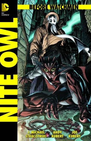 Before Watchmen: Nite Owl #2