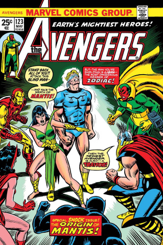 Avengers: The Origin of Mantis #1 (True Believers)