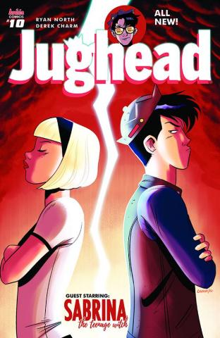 Jughead #10 (Derek Charm Cover)