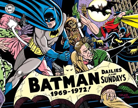 Batman: The Silver Age Newspaper Comics Vol. 3: 1969-1972