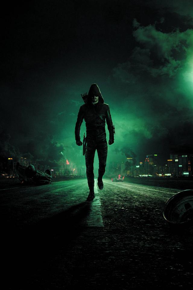 Arrow, Season 2.5 #4