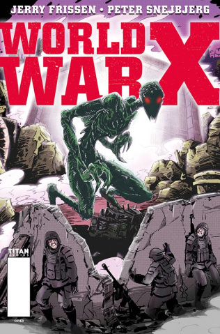 World War X #1 (Millar Cover)