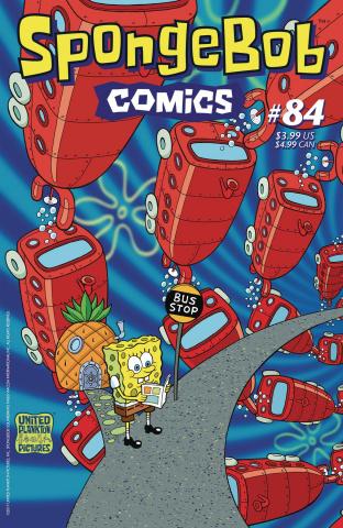 Spongebob Comics #84