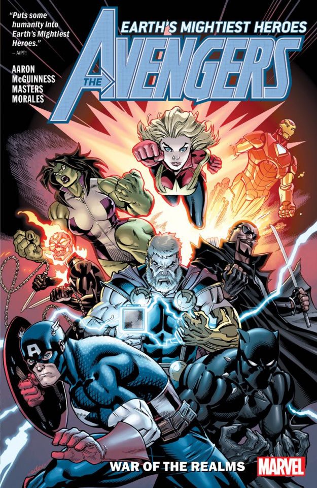 Avengers by Jason Aaron Vol. 4: The War of the Realms