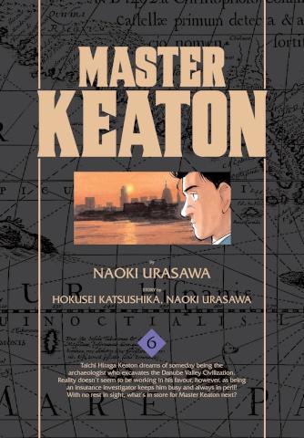 Master Keaton Vol. 6