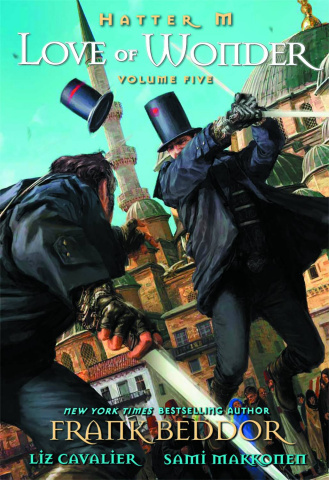 Hatter M: The Looking Glass Wars Vol. 5: Love of Wonder