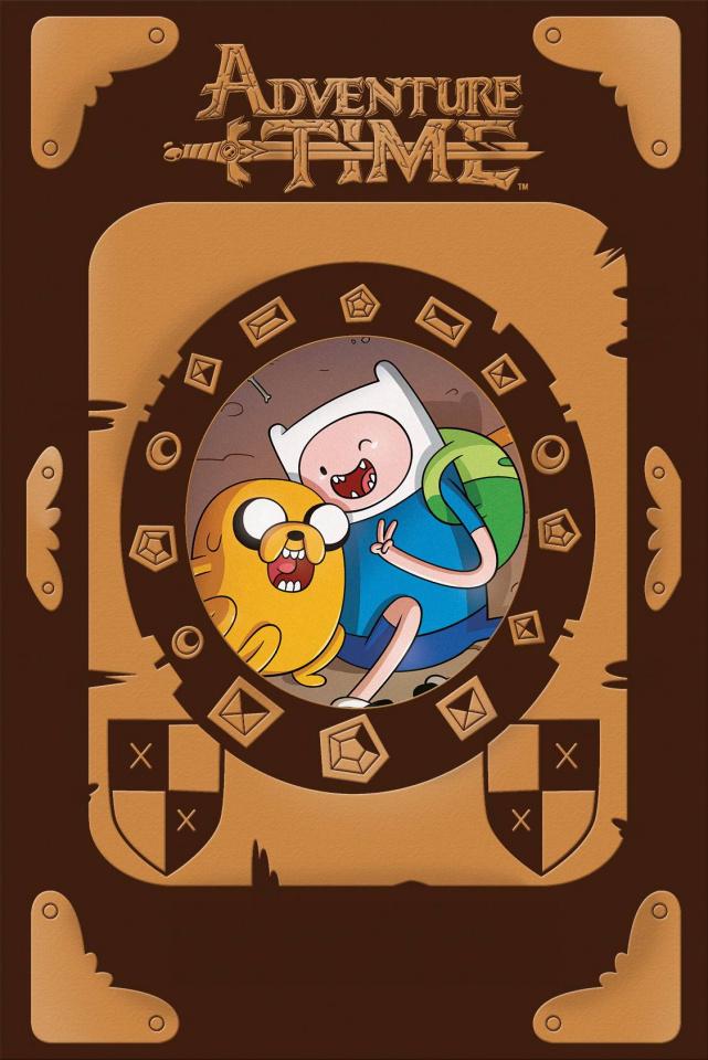 Adventure Time Vol. 4 (Enchiridion Edition)