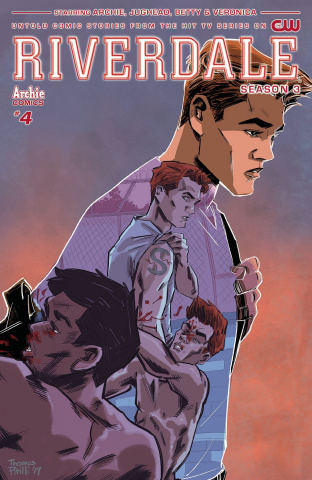 Riverdale, Season 3 #4 (Pitilli Cover)