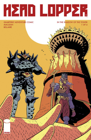 Head Lopper #5 (MacLean Cover)