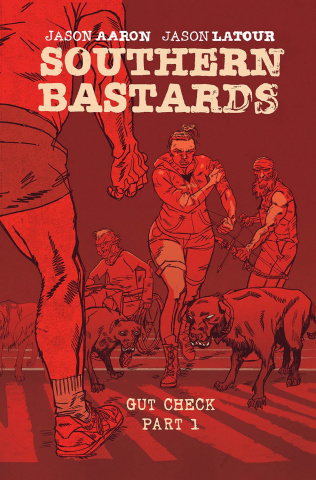 Southern Bastards #15 (Latour Cover)