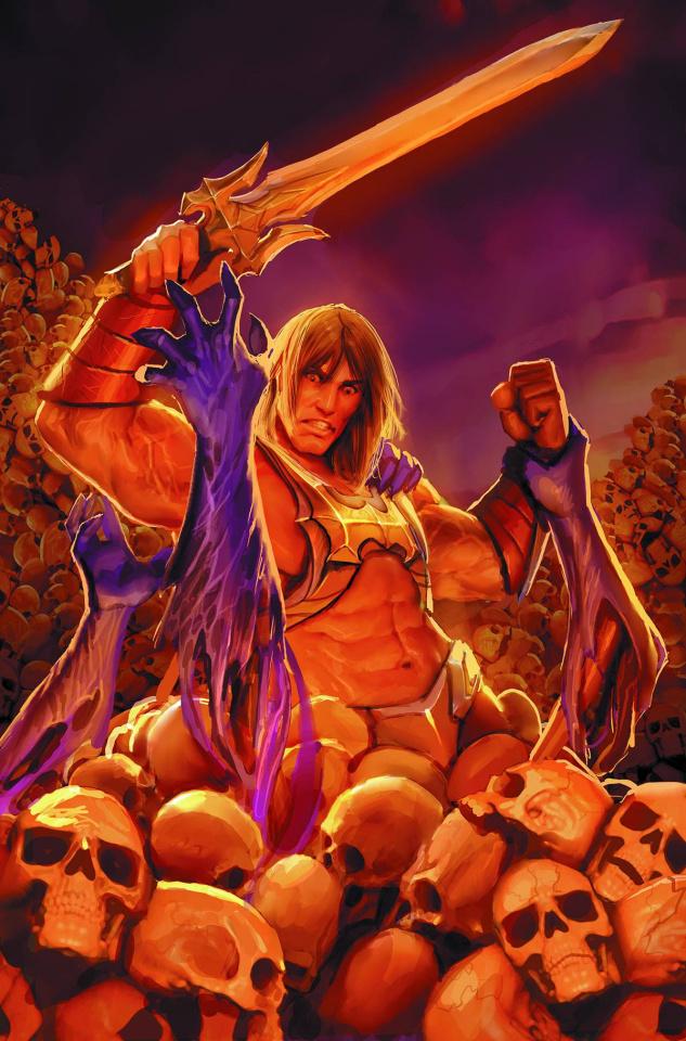 He-Man: The Eternity War #5