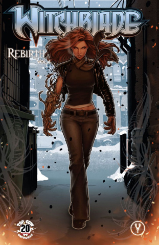 Witchblade: Rebirth Vols. 1-4