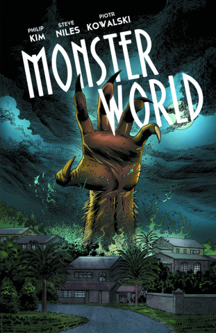 Monster World #2 (Kowalski Cover)