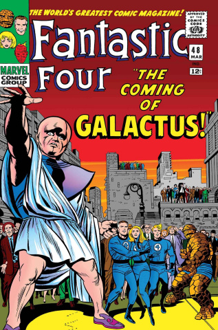 Fantastic Four: The Coming of Galactus #1 (True Believers)
