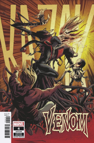 Venom #4 (Stegman 2nd Printing)