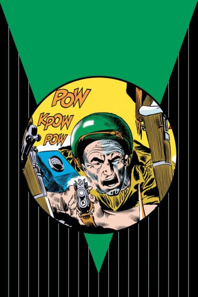 Sgt Rock Archives Vol. 4
