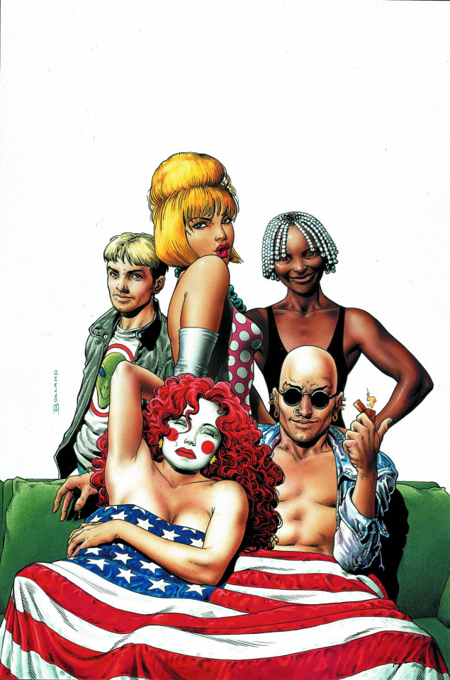 The Invisibles Book 3
