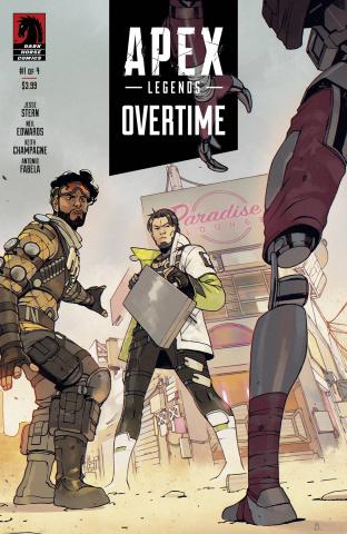 Apex Legends: Overtime #1