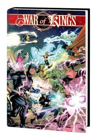 War of Kings: Inhumans / X-Men (Omnibus)