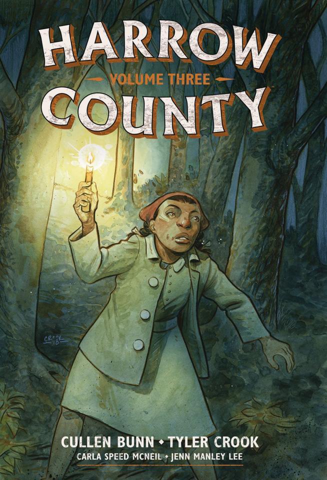 Harrow County Vol. 3 (Library Edition)