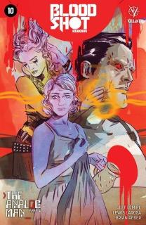 Bloodshot: Reborn #10 (10 Copy Lotay Cover)
