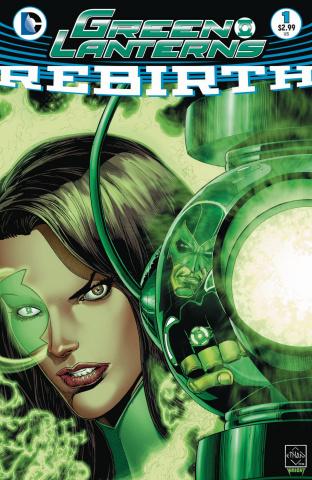 Green Lanterns: Rebirth #1