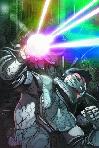 Green Lantern: New Guardians #32