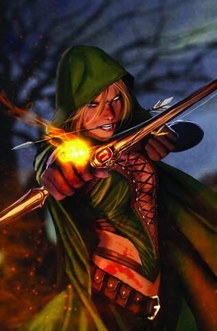 Grimm Fairy Tales: Robyn Hood