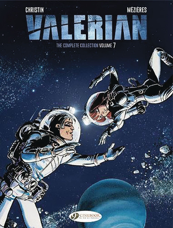 Valerian Vol. 7 (The Complete Collection)