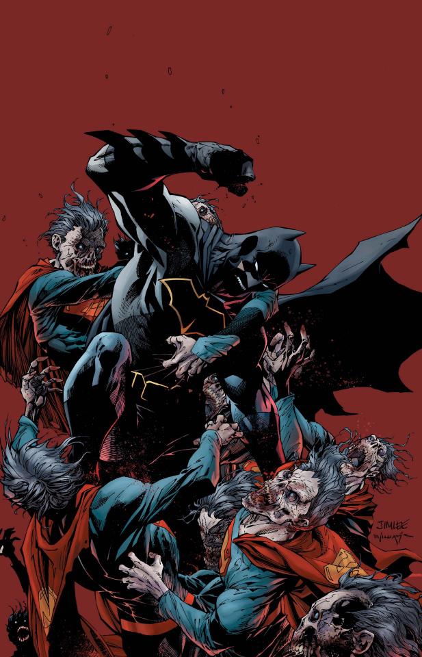 Dark Nights: Metal #4 (Lee Cover)