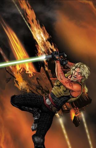 Star Wars: Legacy - War #6
