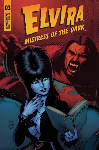 Elvira: Mistress of the Dark #3 (Cermak Cover)
