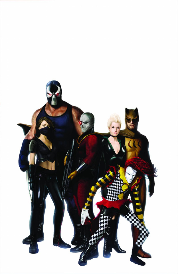 The Secret Six Vol. 4: Caution to the Wind