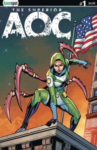 The Superior AOC #1 (Cucca Cover)