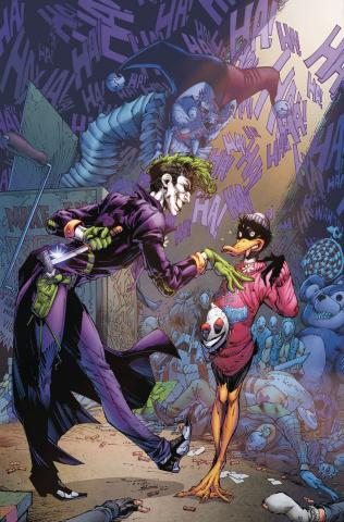 The Joker / Daffy Duck Special #1