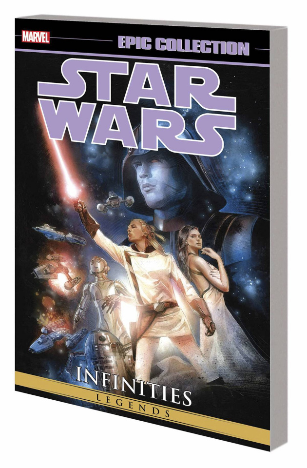 Star Wars Legends: Infinities