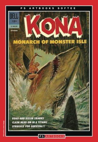 Kona: Monarch of Monster Isle Vol. 1